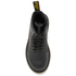 Dr. Martens Kids' Delaney Leather Lace Boots - Black: Image 3