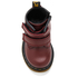 Dr. Martens Toddlers' Brooklee BV Velcro Leather Boots - Cherry Red: Image 3
