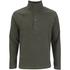 Craghoppers Men's Reston Half Button Fleece - Parka Green: Image 1