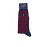 Polo Ralph Lauren Men's 3 Pack Socks - Dot Navy: Image 6