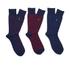 Polo Ralph Lauren Men's 3 Pack Socks - Dot Navy: Image 2