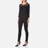 Selected Femme Women's Mussa Lace Top - Black: Image 4