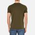 Polo Ralph Lauren Men's Short Sleeve Crew Neck Custom Fit T-Shirt - Defender Green: Image 3