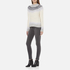 Samsoe & Samsoe Women's Vaga O Neck Jumper - Clear Cream: Image 4