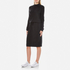 Samsoe & Samsoe Women's Arv T Neck Dress - Black: Image 3
