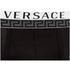 Versace Collection Men's 3 Pack Boxer Briefs - Nero: Image 4