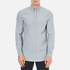 Lacoste Men's Long Sleeved City Shirt - Philippines Blue: Image 1