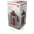 Morphy Richards 974655 8 Cup Cafetiere 1000ml - Copper: Image 3