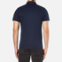 Michael Kors Men's Liquid Cotton Short Sleeve Polo Shirt - Midnight: Image 3