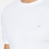 Michael Kors Men's Liquid Jersey Crew Neck Short Sleeve T-Shirt - White: Image 5