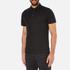 Michael Kors Men's Sleek MK Polo Shirt - Black: Image 2