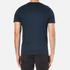 Michael Kors Men's Sleek Mk Crew Neck T-Shirt - Midnight: Image 3