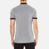 Versace Collection Men's Bomber Collar Polo Shirt - Grigio: Image 3