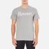 Maison Kitsuné Men's Parisien T-Shirt - Grey Melange: Image 1