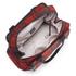 Kipling Women's Fayfever Large Shoulder Bag - Check Mix: Image 3
