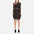 Three Floor Women's Parallel Dress - Black: Image 1