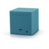 Gingko Gravity Cube Click Clock - Teal: Image 2