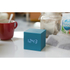 Gingko Gravity Cube Click Clock - Teal: Image 3