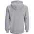 The North Face Men's Drew Peak Pullover Hoody - Heather Grey: Image 2