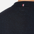 Superdry Men's Orange Label Knitted Polo Jumper - Eclipse Navy/Black Twist: Image 6