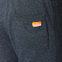 Superdry Men's Orange Label Tipped Joggers - Navy Grit: Image 6