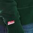 Superdry Men's Trackster Vintage Zip Hoody - Enamel Green: Image 7