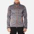 Superdry Men's Windtrekker Coat - Dark Grey Grit/Fluro Orange: Image 1