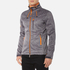 Superdry Men's Windtrekker Coat - Dark Grey Grit/Fluro Orange: Image 2