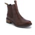 Barbour Women's Latimer Leather Chelsea Boots - Chestnut: Image 2
