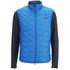Jack Wolfskin Men's Icy Trail 3-in-1 Softshell Jacket - Brilliant Blue: Image 1