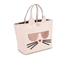 Karl Lagerfeld Women's K/Kocktail Choupette Shopper Bag - Sea Shell: Image 3