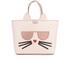 Karl Lagerfeld Women's K/Kocktail Choupette Shopper Bag - Sea Shell: Image 1