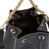 Karl Lagerfeld Women's K/Klassik Drawstring Bag - Black: Image 5