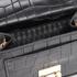 Karl Lagerfeld Women's K/Reptile Mini Handbag - Black: Image 6