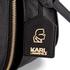 Karl Lagerfeld Women's K/Grainy Satchel - Black: Image 7