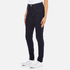 Levi's Women's 721 High Rise Skinny Fit Jeans - Lone Wolf: Image 2