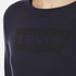 Levi's Women's Classic Crew Sweatshirt - Nightwatch Blue: Image 5