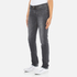 Levi's Women's 712 Slim Straight Fit Jeans - Burnt Ash: Image 2