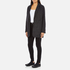 Levi's Women's Wool Cocoon Coat - Bleached Wool: Image 4