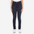 Levi's Women's Mile High Super Skinny Fit Jeans - Daydreaming: Image 1