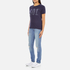 Levi's Women's 711 Skinny Fit Jeans - Goodbye Heart: Image 4