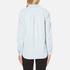 Levi's Women's Good Workwear Boyfriend Shirt - Verbena Indigo: Image 3