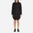 Levi's Women's Long Sleeve Iconic Western Dress - Black Ink: Image 1