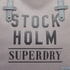 Superdry Women's The Stockholm Tote Bag - Nordic Slate: Image 3