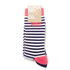 Superdry Women's Ditsy Triple Pack Socks - Pink/Grey/Navy: Image 3