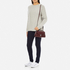 The Cambridge Satchel Company Women's Mini Poppy Shoulder Bag - Oxblood: Image 8
