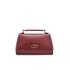 The Cambridge Satchel Company Women's Mini Poppy Shoulder Bag - Oxblood: Image 7