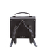 The Cambridge Satchel Company Women's The Poppy Backpack - Black: Image 6