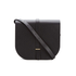 The Cambridge Satchel Company Women's Large Saddle Bag - Black: Image 1