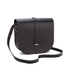 The Cambridge Satchel Company Women's Large Saddle Bag - Black: Image 4